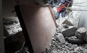 מקום המסתור של המחבל ביאמון (צילום: חדשות 2)