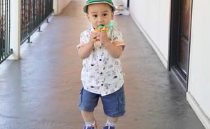 נעלי צעד ראשון (צילום: אינסטגרם TSUKIHOSHI)