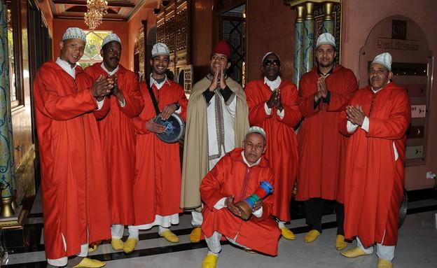 טיול במרוקו
