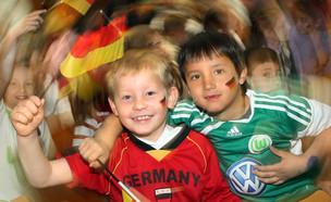 תלמידים גרמנים (צילום: Lars Kaletta/Bongarts, Getty images)