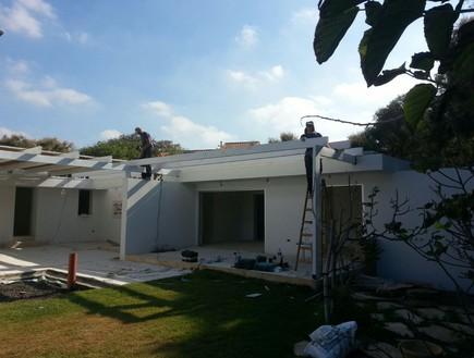 בית ינאי, עיצוב לורן רייק, לפני השיפוץ