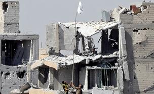 כוחות המורדים במשטר אסד. ארכיון (צילום: רויטרס)