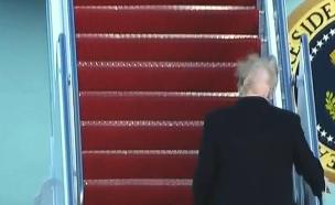 משב הרוח שחשף את הסוד של טראמפ