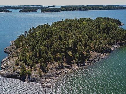 אגם בפינלנד (צילום: supershe)