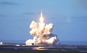 המיליארדר שרצה להגיע לחלל (צילום: רויטרס)