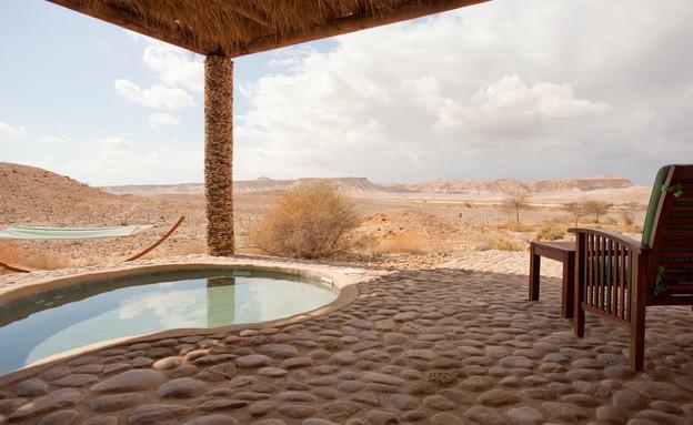 ארץ ערבה (צילום: גידי בועז)