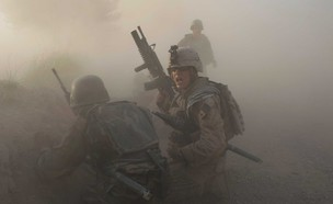 חיילים אמריקאים, אילוסטרציה (צילום: Joe Raedle, GettyImages)