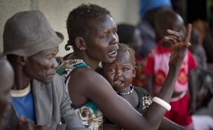 סודנים (צילום: AP)