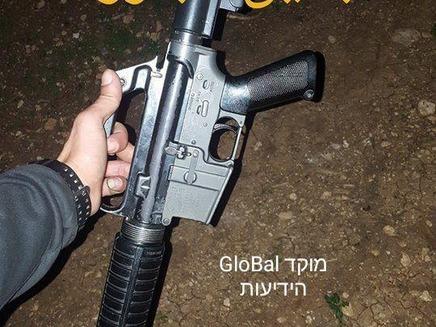 הנשק שנגנב