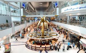 שדה התעופה בדובאי (צילום: Sorbis, shutterstock)