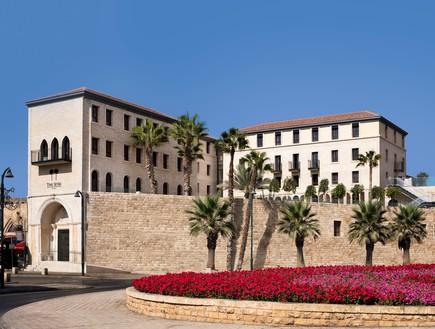 חזית מלון סטאי תל אביב