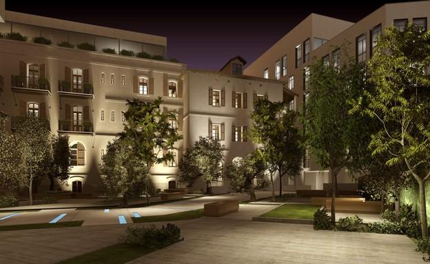 מלון דריסקו (הדמיה: הדמיה )