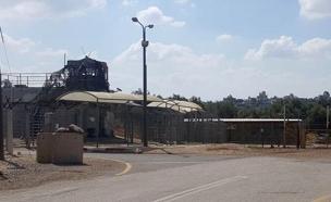 בית המשפט הצבאי בשומרון. ארכיון (צילום: דוברות המשטרה)