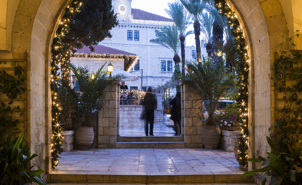 כניסה (צילום: מיקאלה בורסטו)