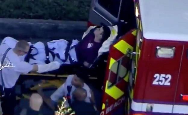 17 הרוגים, עשרות פצועים (צילום: Sky news)