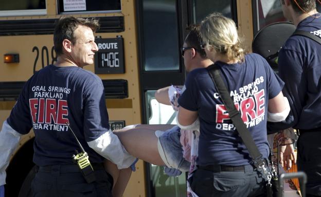 17 הרוגים, עשרות פצועים (צילום: AP)