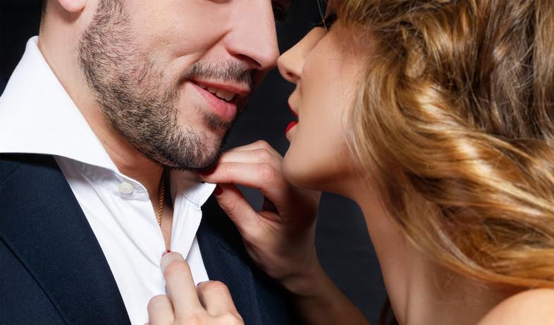 זוג מתנשק (אילוסטרציה: kateafter | Shutterstock.com )