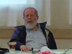 הרב אלי סדן, ראש המכינה הקדם צבאית בעלי (צילום: מתוך האתר של המכינה הקדם צבאית בעלי)