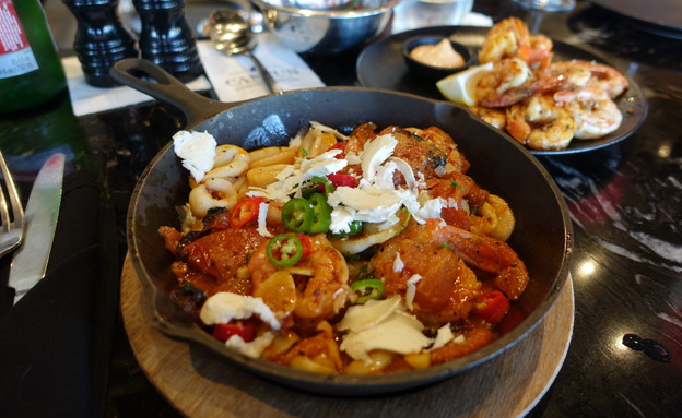 קנקון אשדוד (צילום: ג'רמי יפה, אוכל טוב)