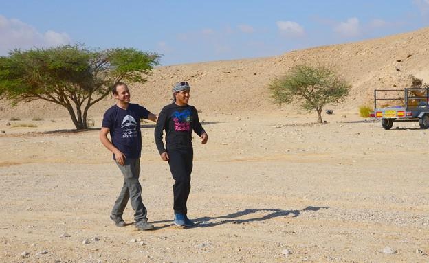 כוכבי המדבר (צילום: עמותת כוכבי המדבר)