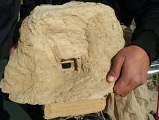 מתקן ריגול של ישראל בעזה