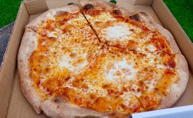 פיצה ברביני אשדוד  (צילום: ג'רמי יפה, אוכל טוב)
