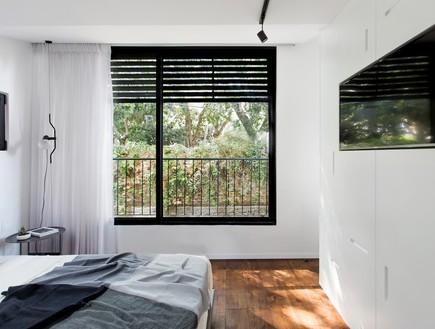 רונה טמקין וקורן אורן, חדר שינה (29) (צילום: שירן כרמל)