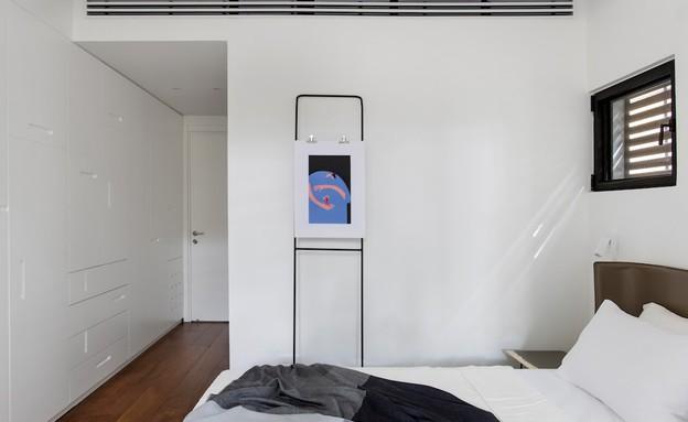 רונה טמקין וקורן אורן, חדר שינה (30) (צילום: שירן כרמל)