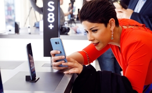 סמסונג S8. מה החידושים? (צילום: רויטרס)