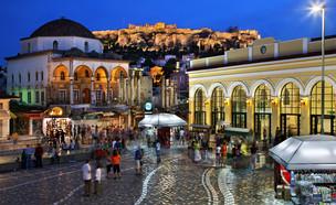 אתונה (צילום: Heracles Kritikos, shutterstock)