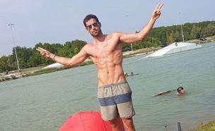 עמרי בן נתן (צילום: instagram)