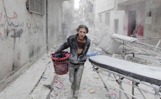 מלחמות פנימיות שפוגעות בילדים (צילום: רויטרס)