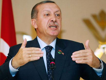 נשיא טורקיה רג'יפ טאיפ ארדואן (צילום: רויטרס)