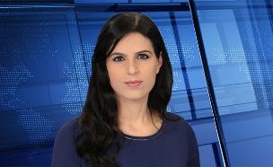 דפנה ליאל פגוש את העיתונות (צילום: חדשות 2)