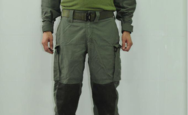"""אלו המדים החדשים של לוחמי צה""""ל (צילום: דובר צה""""ל)"""