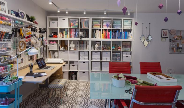 חדר עבודה (2) (צילום: שירה גנני)