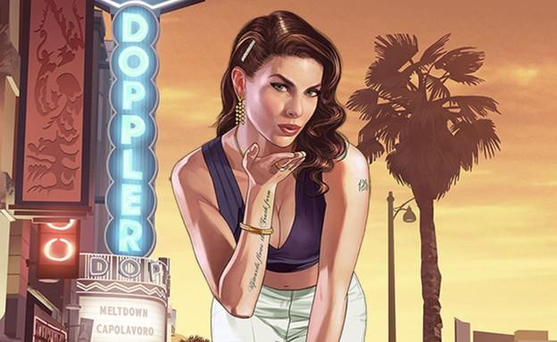 המשחק Grand Theft Auto V (יח``צ: יחסי ציבור)