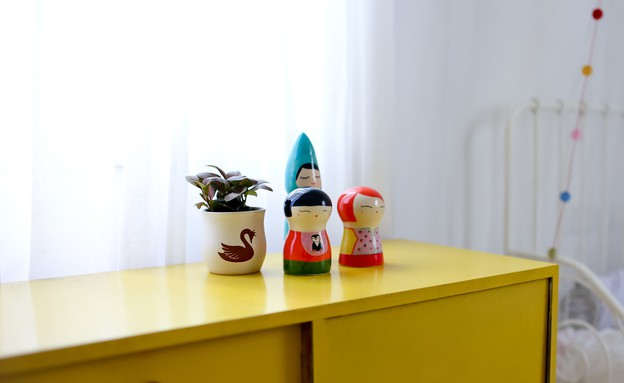 אקססוריז לחדרי ילדים, עיצוב ליאת רשף (צילום: נועה סלע)