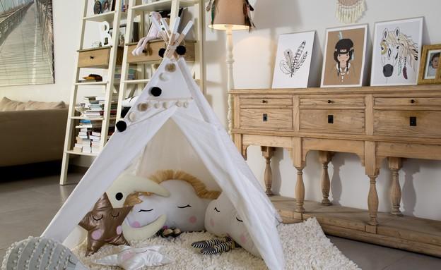 אקססוריז לחדרי ילדים, צ_יקיטס (צילום: בועז לביא)