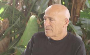 """אסף חפץ בראיון ל״אנשים״ (צילום: מתוך """"אנשים"""", שידורי קשת)"""