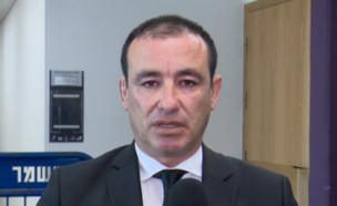 פרקליטו של אלוביץ' מפוצץ ראיון (צילום: צילום מסך)