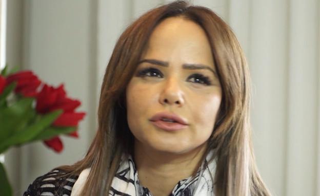 """אירית רחמים בראיון ל""""אנשים"""" (צילום: מתוך """"אנשים"""", שידורי קשת)"""