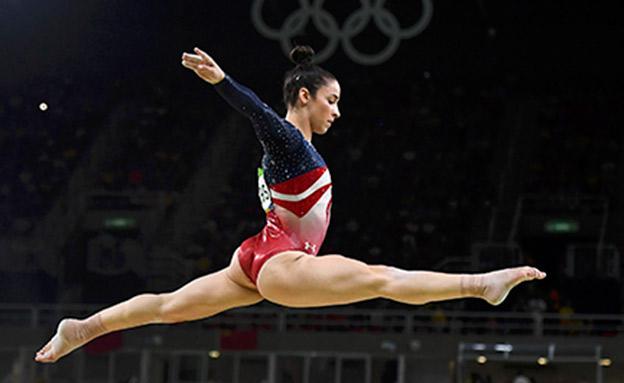 3 מדליות זהב אולימפיות (צילום: רויטרס)