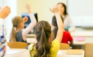 ילדה כיתה תלמיד בית ספר (צילום: חדשות)