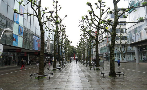 רחוב הקניות בשטוטגארט (צילום: Filip Maljković, ויקיפדיה)