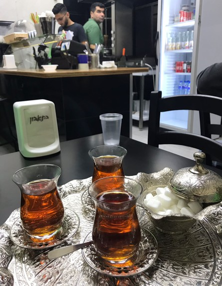 מוטפאק שווארמה טורקית (צילום: איילה כהן, אוכל טוב)
