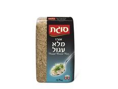 אורז מלא עגול, סוגת