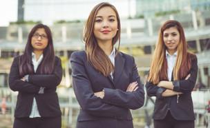 האם יש דרך לגרום ליותר נשים להגיע לעמדות בכירות במ (אילוסטרציה: By Dafna A.meron)