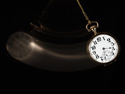 היפנוזה שעון (צילום: shutterstock)