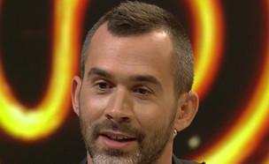 """ראיון עם יהודה עמר זוכה מאסטר שף   (צילום: מתוך """"חי בלילה"""", שידורי קשת)"""